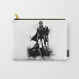 Lightning Ink Blot Carry-All Pouch