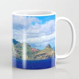 Kauai's Bright Welcome Coffee Mug