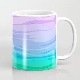 Rainbow Layers Coffee Mug