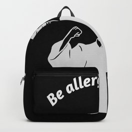 Student Master Be Allergic To Fail Backpack