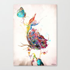 Resting In Silence Canvas Print