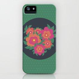 Rosa iPhone Case