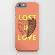 Lost in love iPhone 6s Slim Case