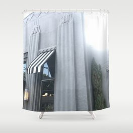 Rollin' on 45 Shower Curtain
