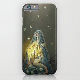 Hela of Helheim - Illustration iPhone Case