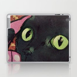 Cat Call Menace Laptop & iPad Skin