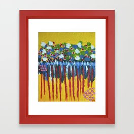 :: Reflection :: Framed Art Print
