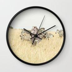 leader::kenya Wall Clock