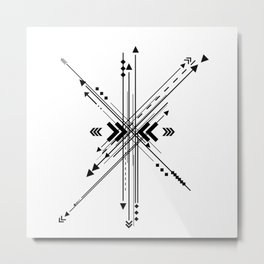 There's No Place To Go (And There's No Need) Metal Print
