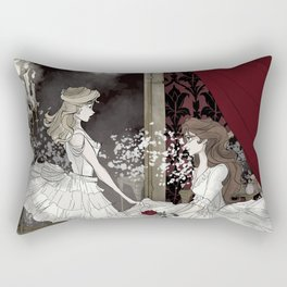 Angel of Music Rectangular Pillow