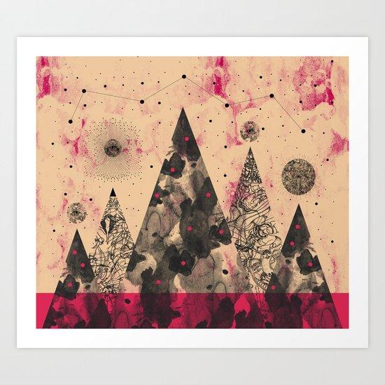 M.F. V. vi Art Print