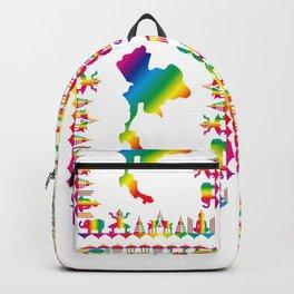 Rainbow Thailand Backpack