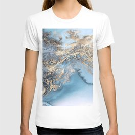 Gold immersion T-shirt