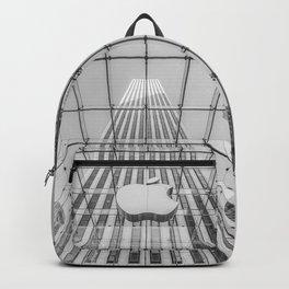 Big Apple in the Big Apple Backpack
