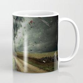 Cyclone-tornado Coffee Mug