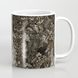 Fit In (autumn night colors) Coffee Mug