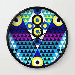 V (in LOVE) Wall Clock