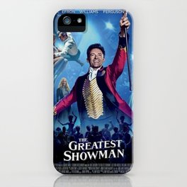 This Is The Greatest Showman iPhone Case