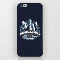 Smugglers Three iPhone & iPod Skin