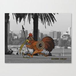 Ilchook Circuit Canvas Print
