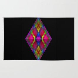 Violet Vision Rug