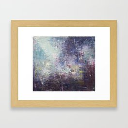 Lichen 7 Framed Art Print