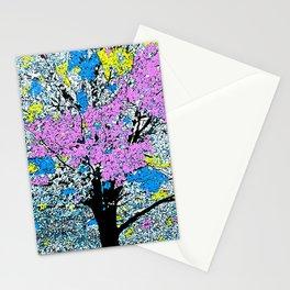 TREE SO PRETTY Stationery Cards