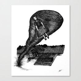 kansas Canvas Print