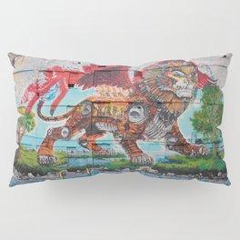 Detroit Chimera ( kī-ˈmir-ə ) Pillow Sham