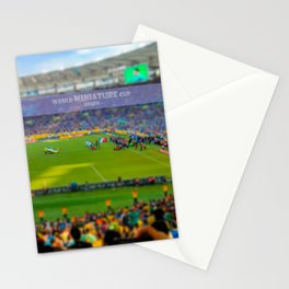 World MINIATURE Cup: Brazil Stationery Cards