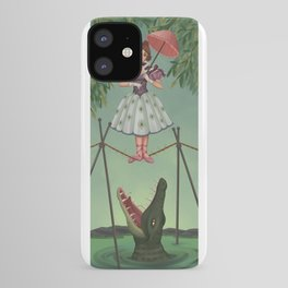 Disquieting Metamorphosis - Haunted Mansion iPhone Case