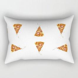 Pizza & Porn Rectangular Pillow