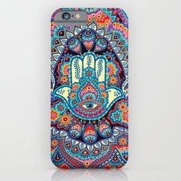 Hamsa Hand iPhone Case