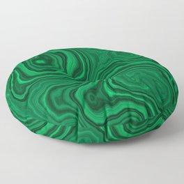 Malachite Floor Pillow
