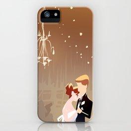 Barn Wedding iPhone Case