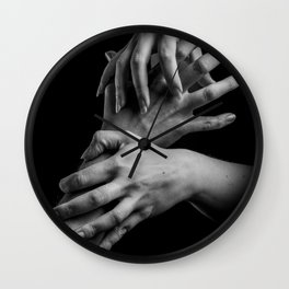 hands 4 Wall Clock