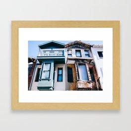 Uskudar - Istanbul, Turkey - #9 Framed Art Print