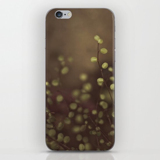 it's just that it's delicate iPhone & iPod Skin