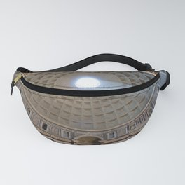 L'occhio di Roma - Pantheon, The Eye of Rome, Italy Fanny Pack
