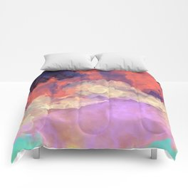 Into The Sun Comforters