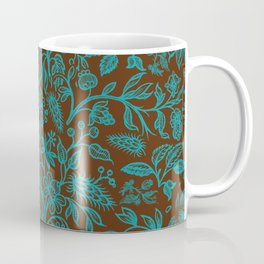 Decorative flowers 6 Coffee Mug