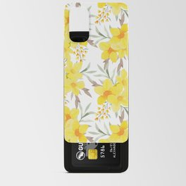 Daffodils Android Card Case