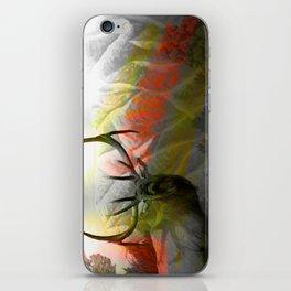 wilderness 12 iPhone Skin