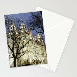 SLC - Sacred Ground Stationery Cards