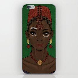 Nneka iPhone Skin