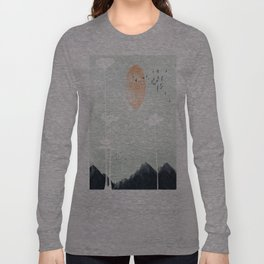 all the way back to the nest Long Sleeve T-shirt