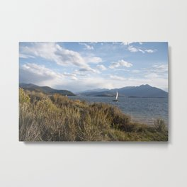 Frisco Bay Metal Print
