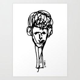Boykind Art Print