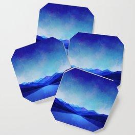 Midnight Blue Coaster