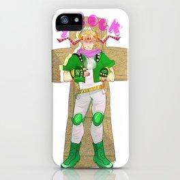 Caesar Zeppeli Rocks!!!1!! iPhone Case